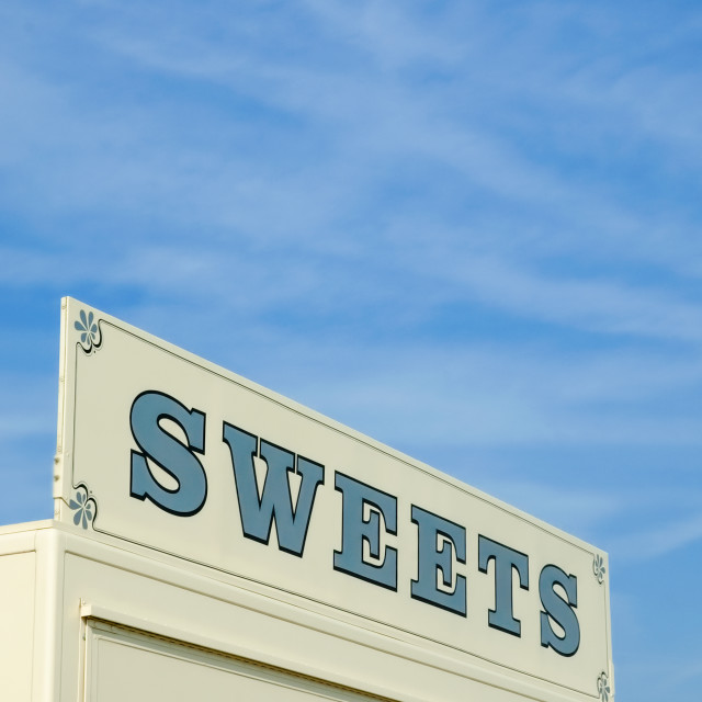 """sweets"" stock image"