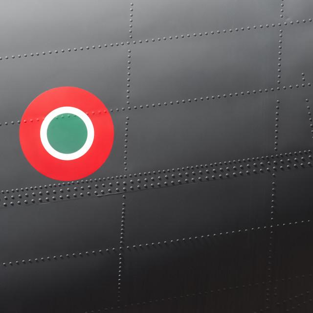 """aircraft roundel"" stock image"