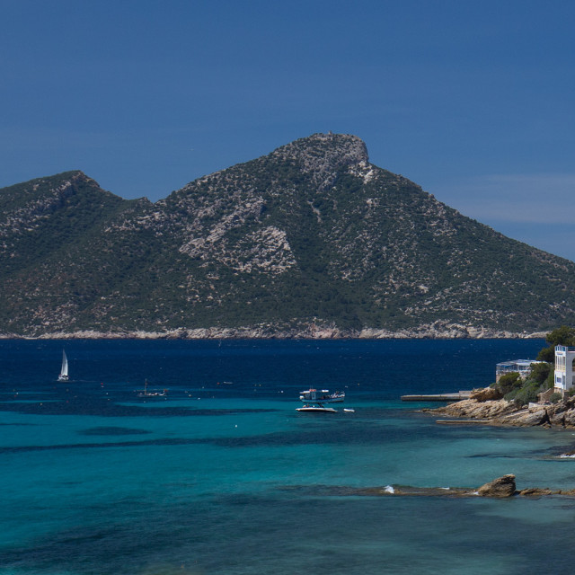 """Sant Elm Majorca"" stock image"