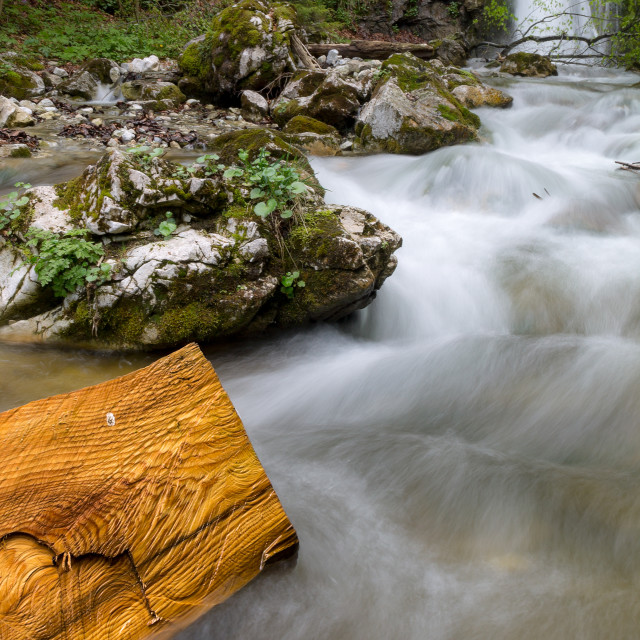 """""""River flows in you"""" stock image"""
