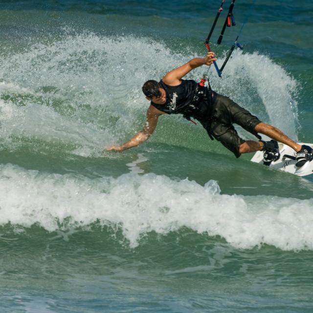 """Surf Brush"" stock image"