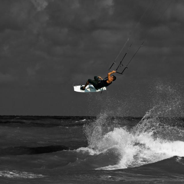 """Surfing USA"" stock image"