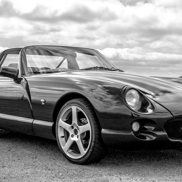 1993 Tvr Chimaera 400 License For 620 On Picfair