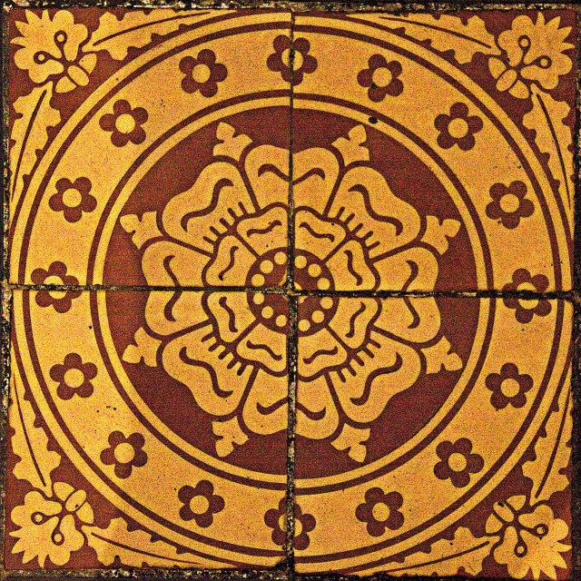 """Floor Tile 3"" stock image"