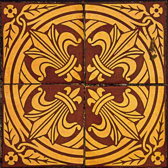 """Floor Tile 4"" stock image"