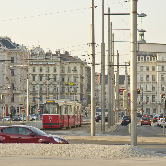 """""""Vienna"""" stock image"""