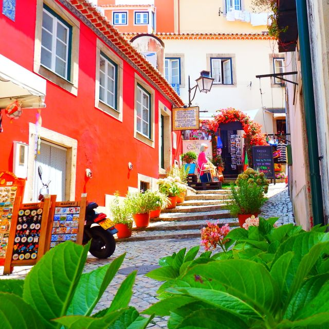 """""""Street in Sintra,Portugal"""" stock image"""