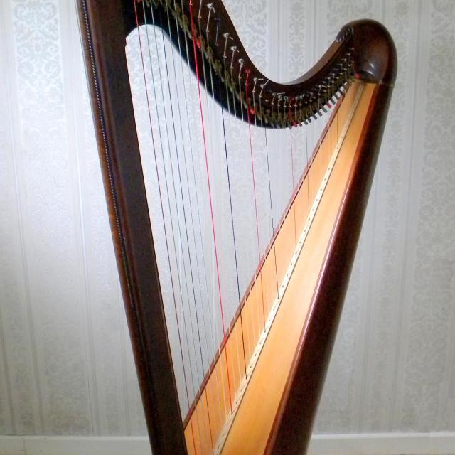 """Harp"" stock image"