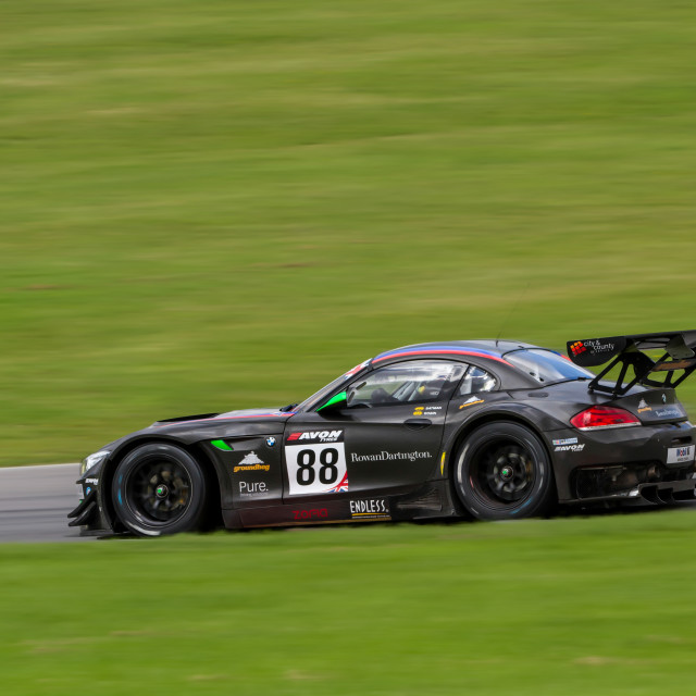 """BMW GT3 racecar"" stock image"