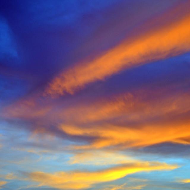"""multicolor sky"" stock image"