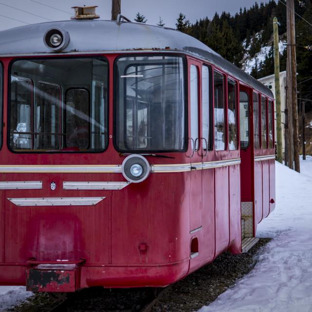 """Petit Train"" stock image"