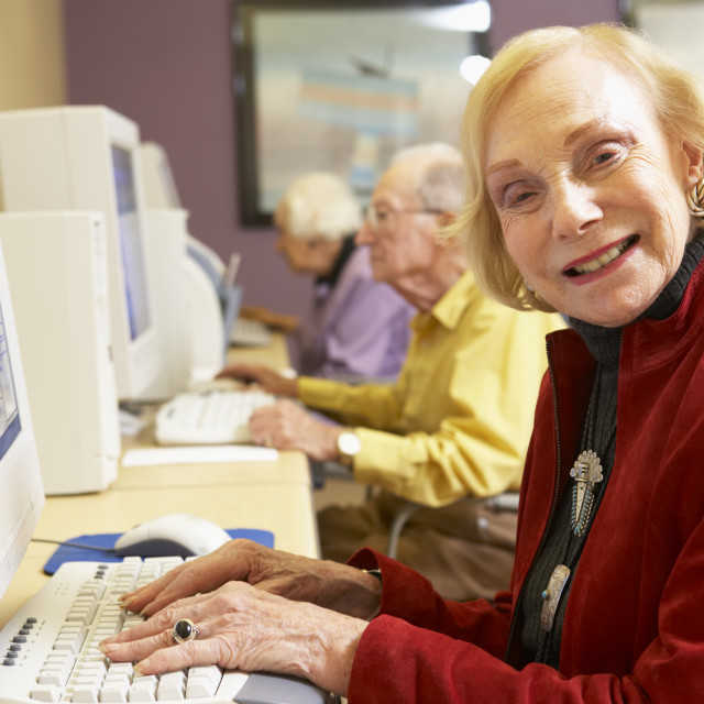 Meeting Older Guys Online