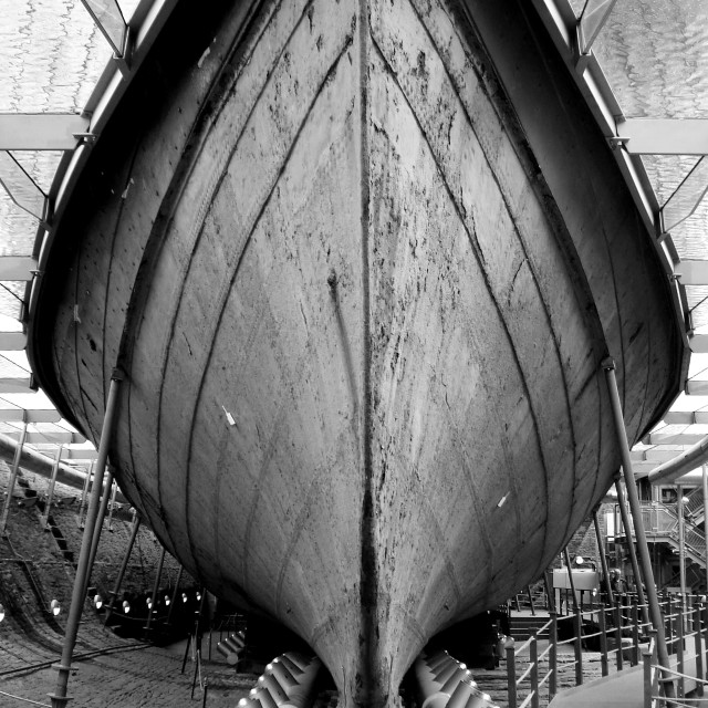 """Boat Hull"" stock image"