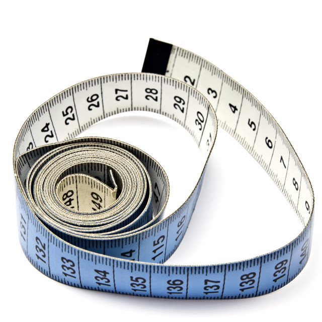 """Tape measure"" stock image"