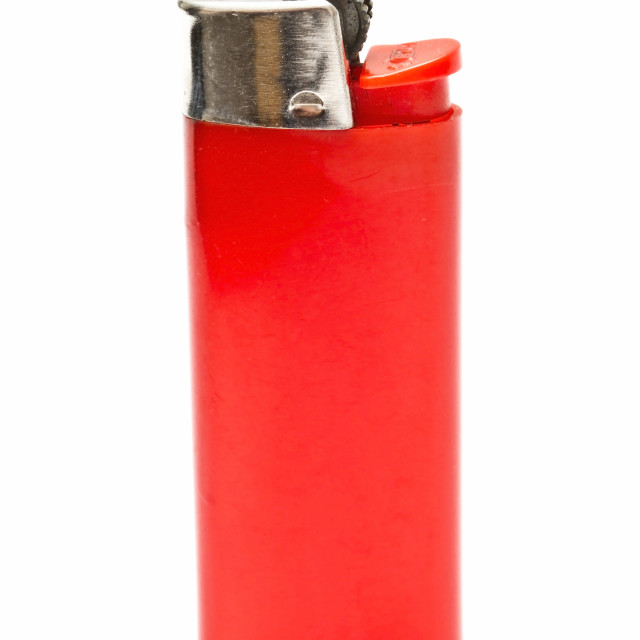 """""""Red lighter"""" stock image"""