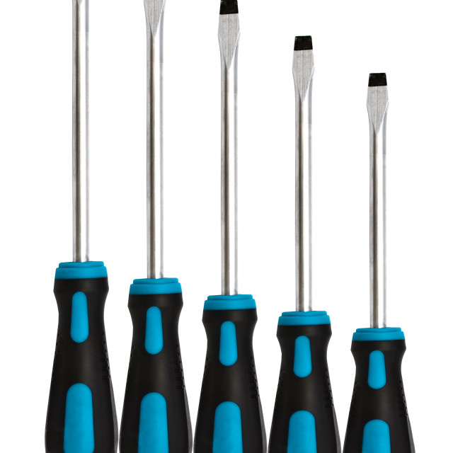 """Screwdrivers"" stock image"