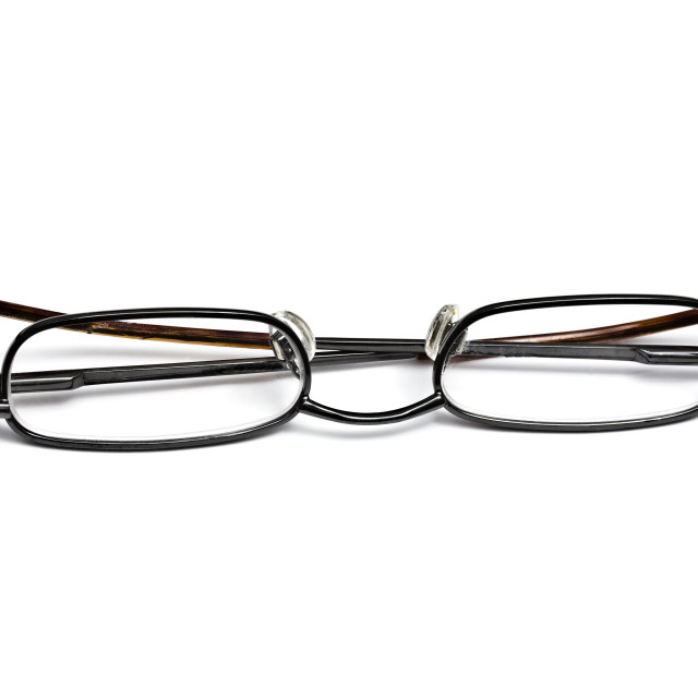 """Reading glasses"" stock image"