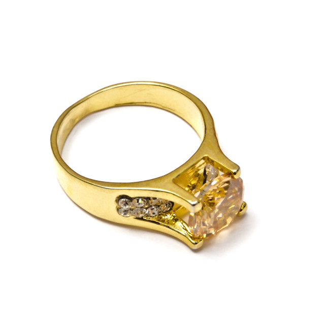 """""""Gold ring"""" stock image"""