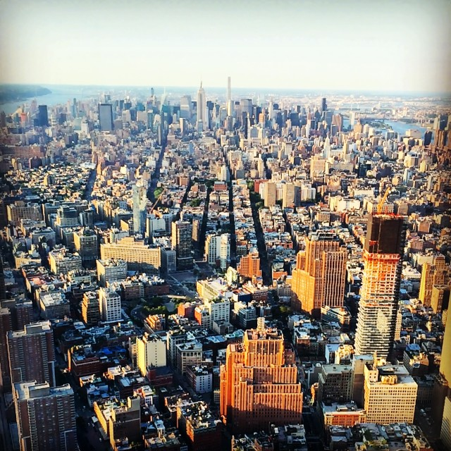 """Manhattan"" stock image"