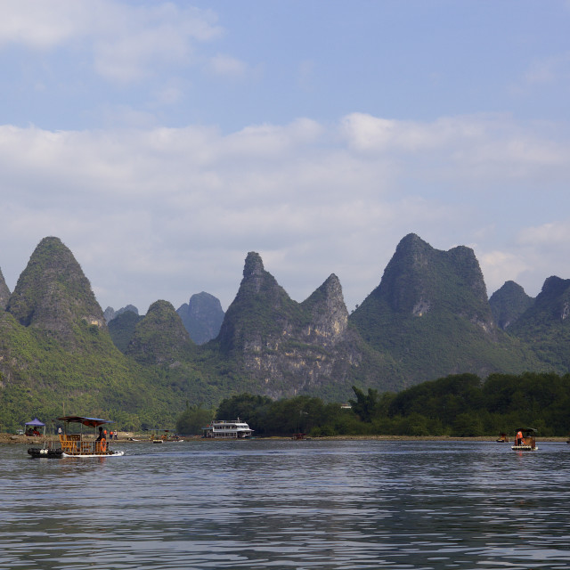 """Yangshuo, China"" stock image"