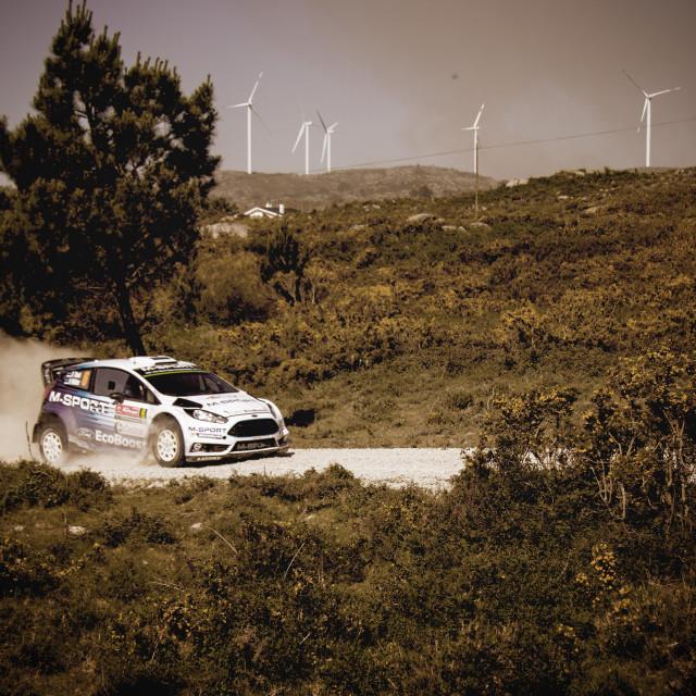 """WRC2015"" stock image"