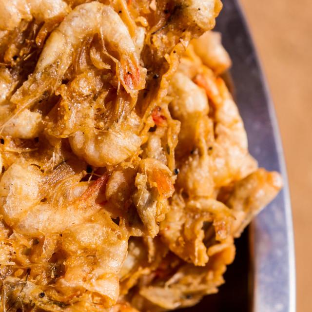 """Myanmar street food"" stock image"