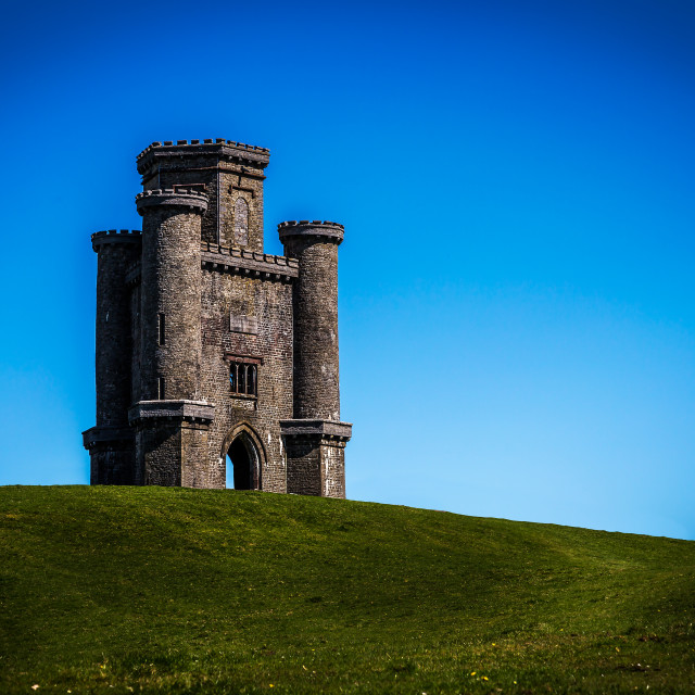 """Paxton's tower"" stock image"
