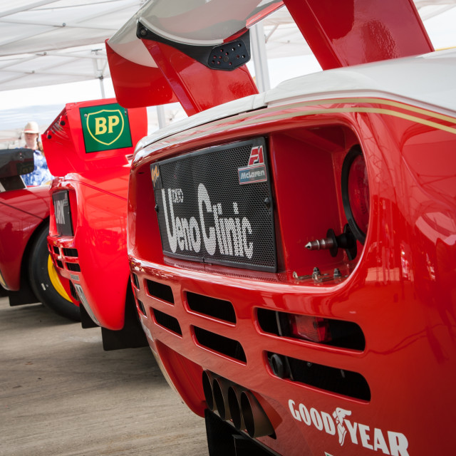 """""""McLaren"""" stock image"""