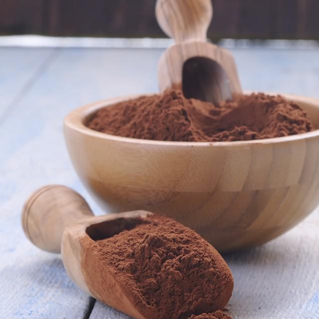 """""""Cocoa."""" stock image"""