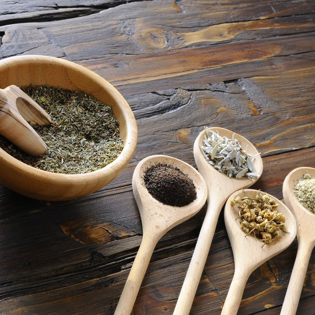"""""""Spices for seasoning."""" stock image"""