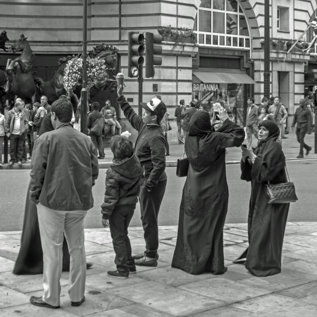 """Fascinating London"" stock image"