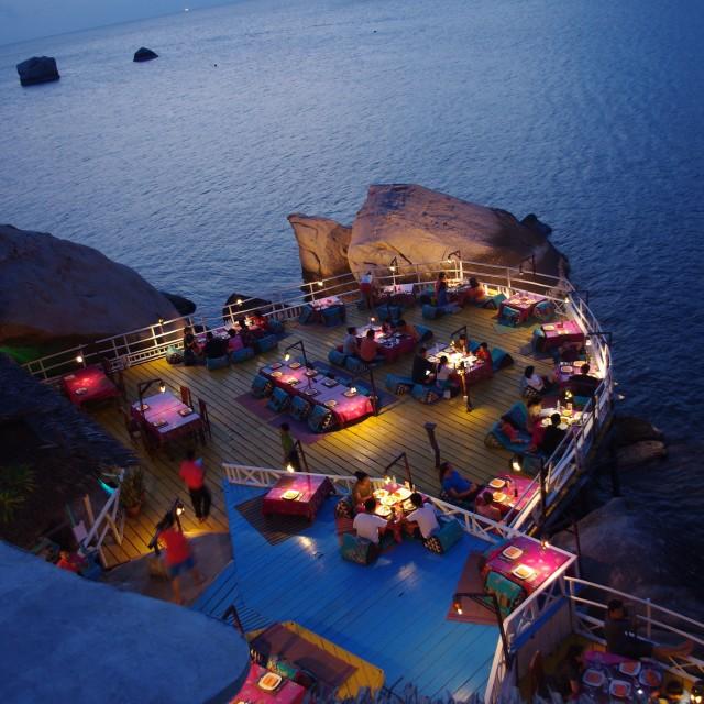 """""""Star light restaurant"""" stock image"""