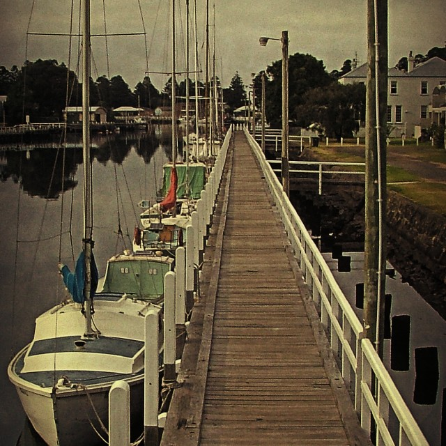"""Boardwalk"" stock image"