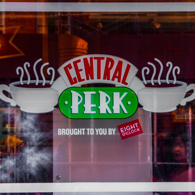 """Central Perk"" stock image"