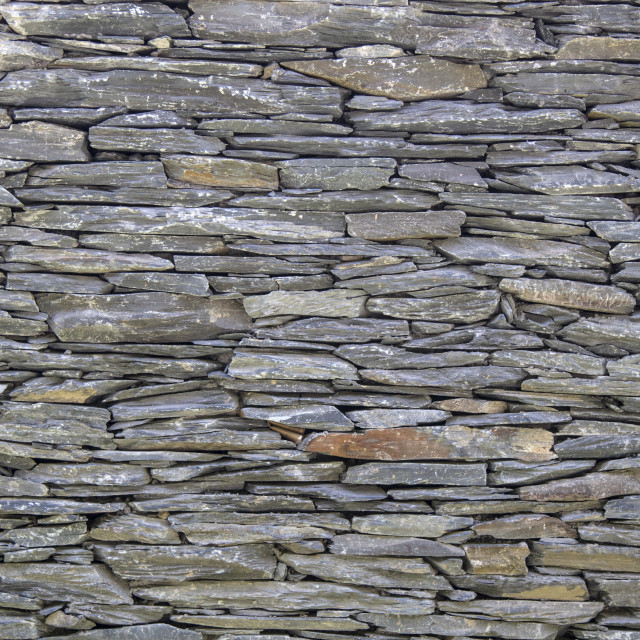 """Texture of old stones wall"" stock image"