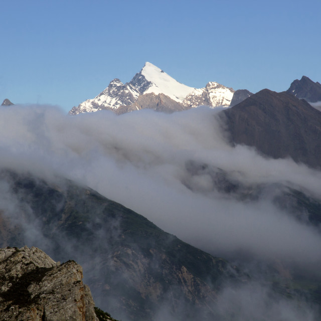 """Mountains Landscape"" stock image"
