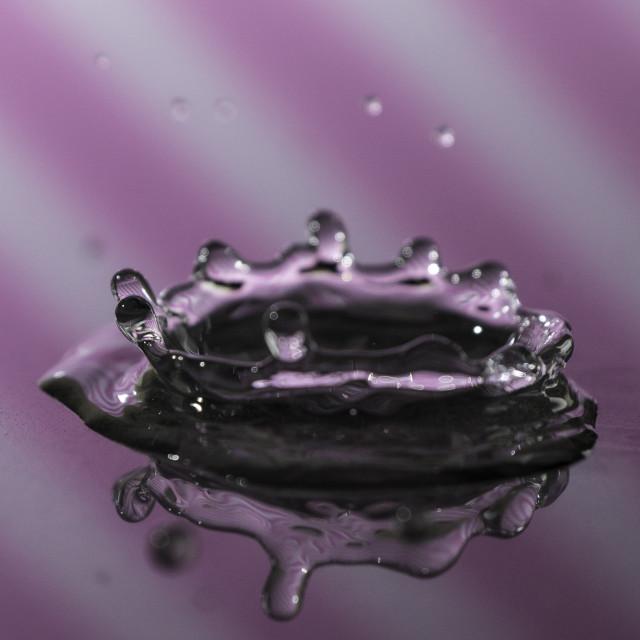 """Splash"" stock image"