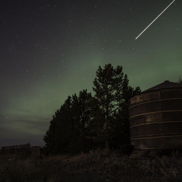 """Magical Night"" stock image"