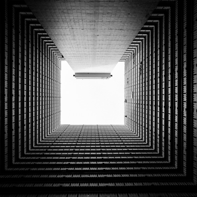 """Square of light"" stock image"