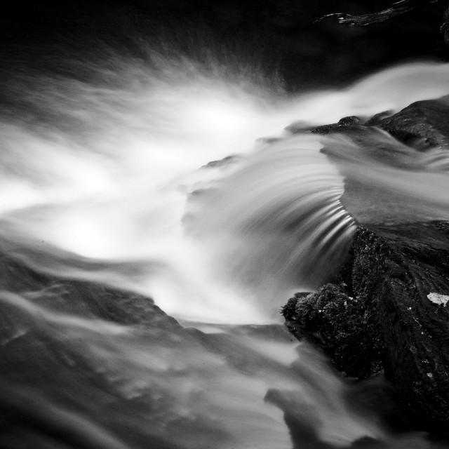 """""""Dynamic Water splash"""" stock image"""