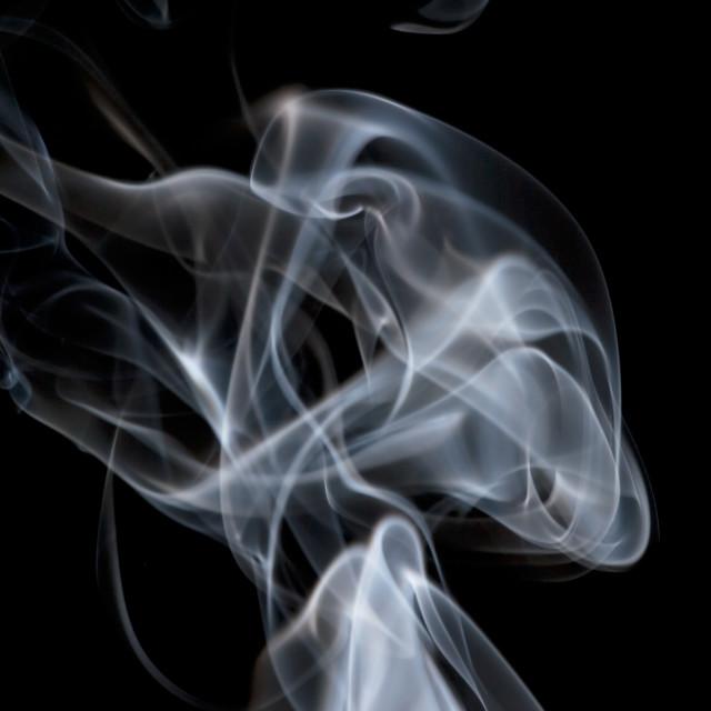 """""""Smoke Background"""" stock image"""
