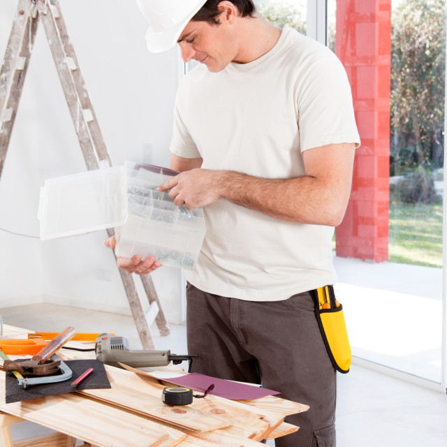 """Home Improvement"" stock image"