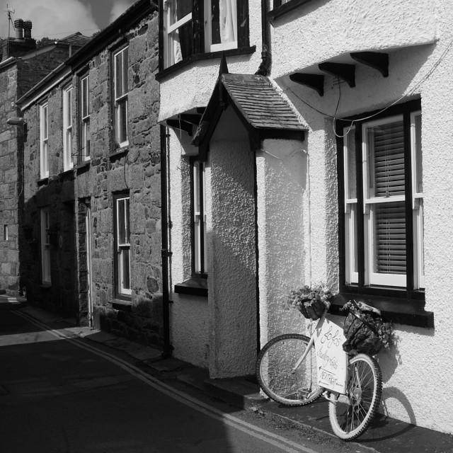 """Bike shop"" stock image"