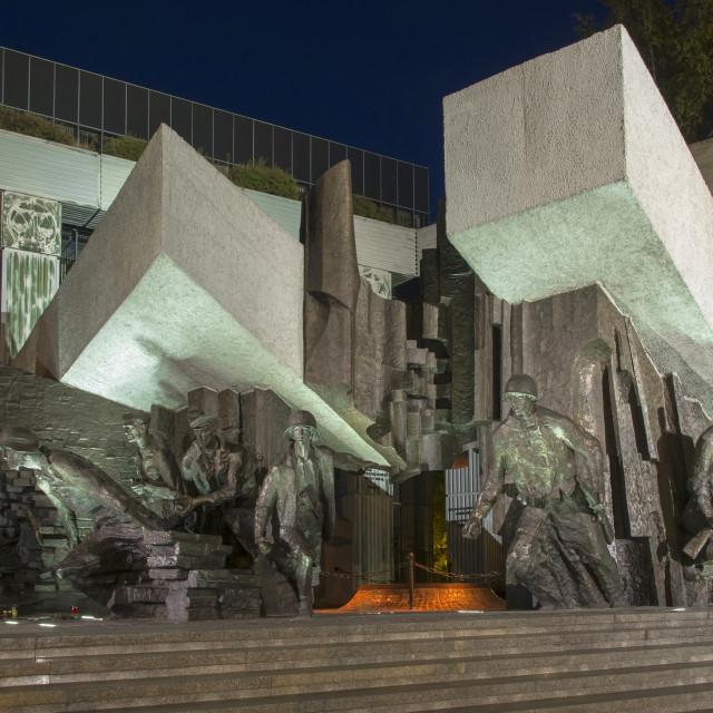"""""""War memorial"""" stock image"""