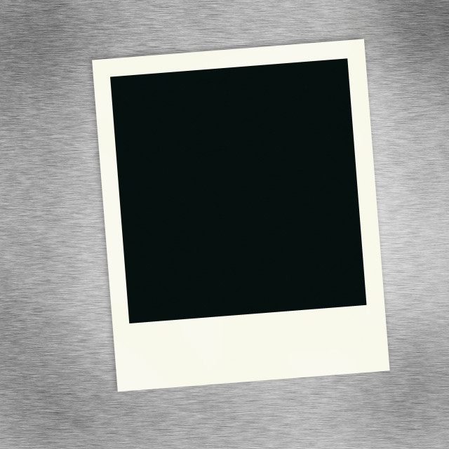 """Blank Photo"" stock image"