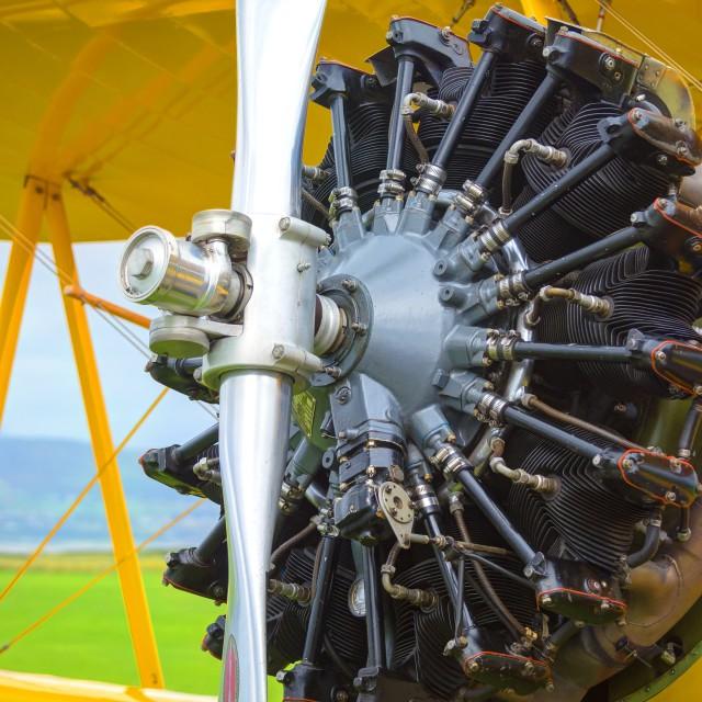"""Rotary Engine"" stock image"