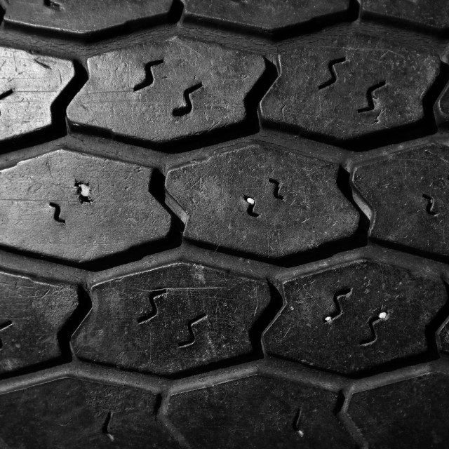 """""""Used Tire"""" stock image"""
