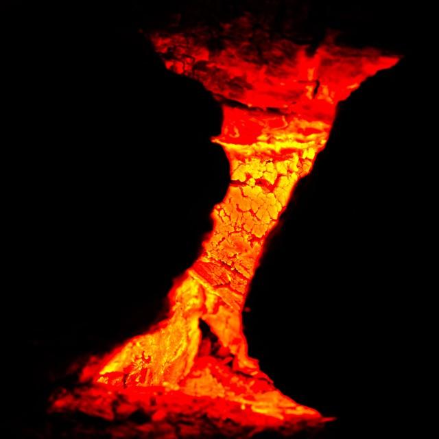 """""""Burning"""" stock image"""