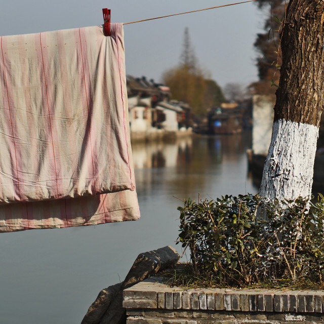"""Chinese Laundry"" stock image"