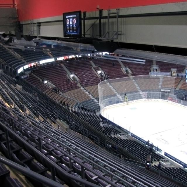 """Hockey Rink"" stock image"